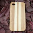 Wood iPhone 4/4S - two-tone