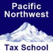 Pacific Northwest Tax School Logo, tax