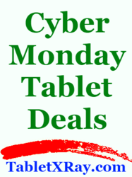 Cyber Monday Kindle Fire HD Deals