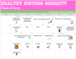 28-Day Healthy Pledge Period Calendar