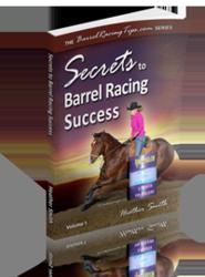 barrel racing tips book image