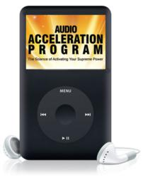 a guide to your supreme power audio acceleration program