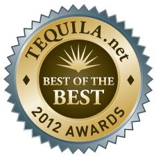 "2012 TEQUILA.net ""Best of the Best"""