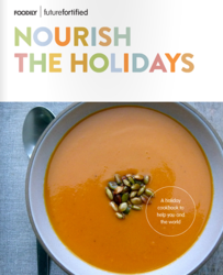 Future Fortified and Foodily launch holiday cookbook to improve global nutrition