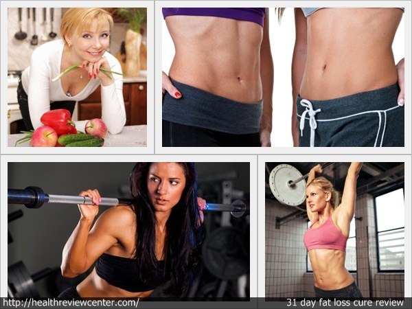 31 day fat loss cure guide