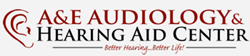 hearing aids in Lancaster PA - A&E Audiology and Hearing Aid Center logo
