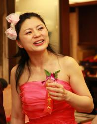 Hellen Chen, Bestselling Author and Matchmaker