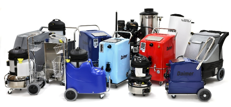 Daimer Unveils Vapor Steam Cleaner Meeting Epa Compliance