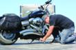 Motorcycle Stand, Motorcycle Carriers, Harley Davidson