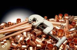 copper fittings variety