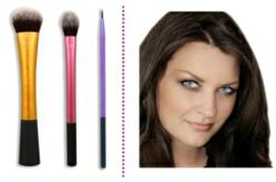 RealTechniques make up brushes
