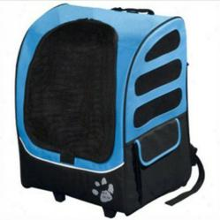 The I-GO2 Plus Traveler Pet Carrier is all in one pet carrier