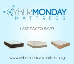 Cyber Monday Mattress Deals from CyberMondayMattress.org