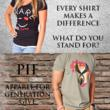 Every Shirt Makes a Difference