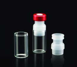 JG Finneran Vista Vial series chromatography sample vial