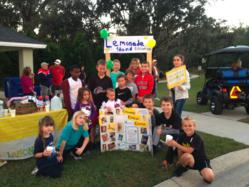 Children's Cancer Center - Image Forward Lemonade Stand