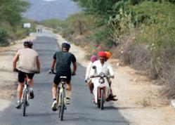 cycling tour in india