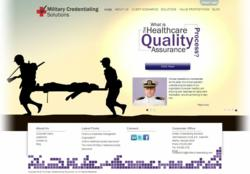 Military Credentialing Solutions Launches New Website