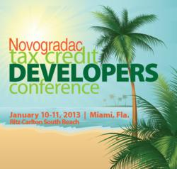 Novogradac Tax Credit Developers Conference