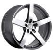 Mandrus Mercedes Wheels - the Arrow in Gunmetal