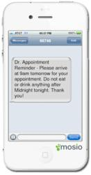 Patient Engagement via Text Message