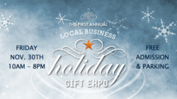 Local Business Holiday Gift Expo