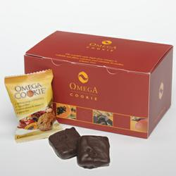 Omega Cookie and Omega Passion.