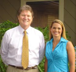 Doctors Rick Beringer and Nora Richardson perform a wide variety of cosmetic and family dentistry procedures at their practice, Advanced Dental Care.