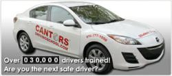 Cantor's Driving School, Over 30,000 Drivers Trained