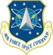 Selected at USAF Space Command