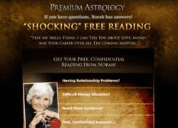 Norah - World Famous Astrologer of The Stars!