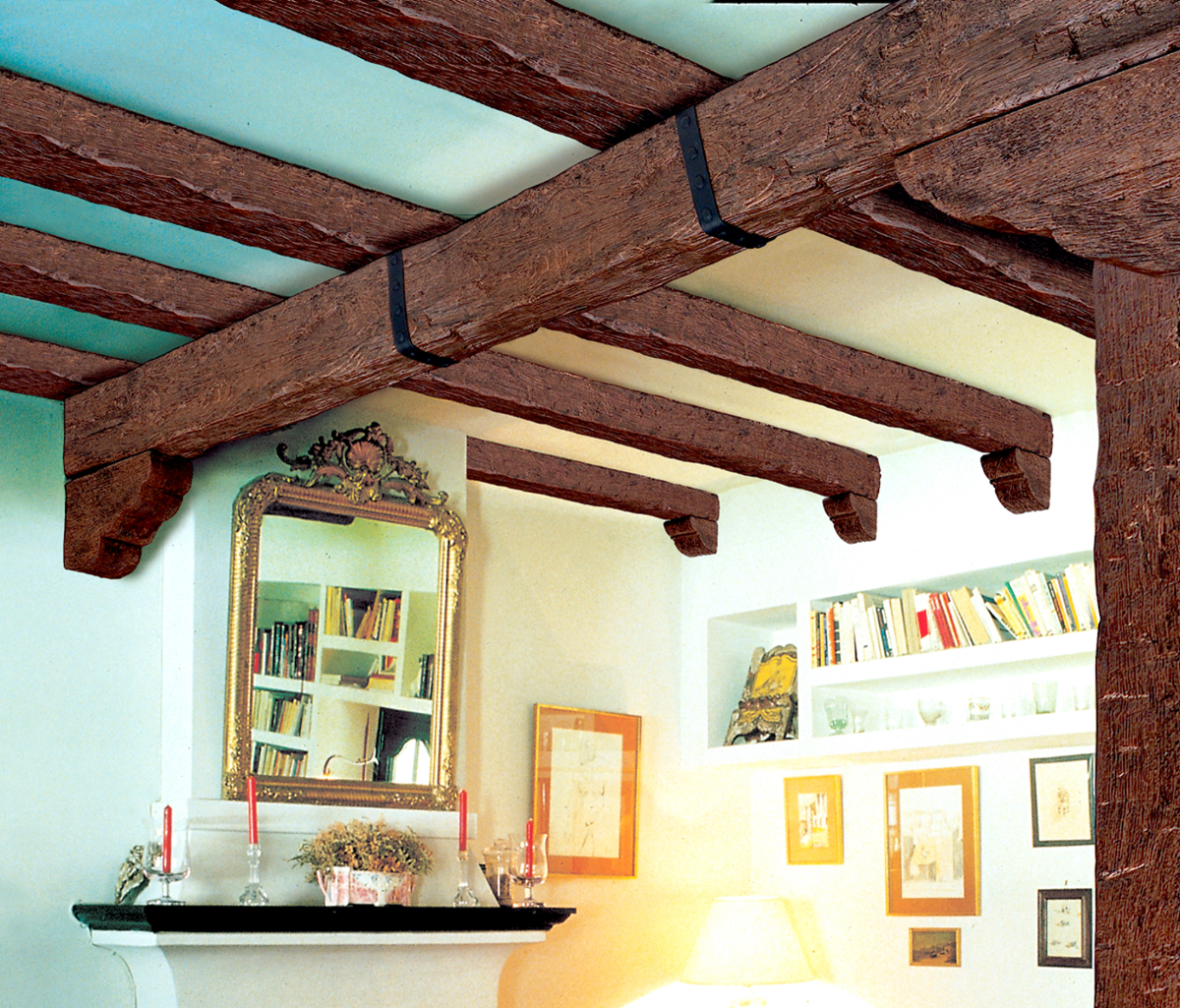 Outwater introduces many new products at the 2014 for Fypon wood beams