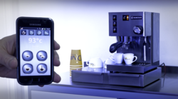 Coffee machine controller and app