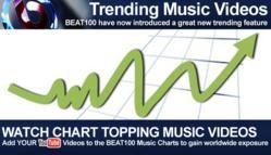 Trending Music Videos on BEAT100
