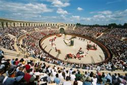 Book a siblu camping break in France and head to a fantastic theme park, such as Puy du Fou