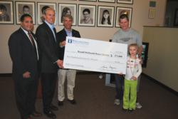 Philadelphia Insurance Companies presents donation for $375,000 to Ronald McDonald House Charities