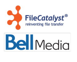FileCatalyst & Bell Media