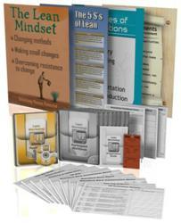 Lean MFG Workshop Solution Package