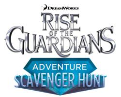 Rise of the Guardians Scavenger Hunt at Gaylord Hotels