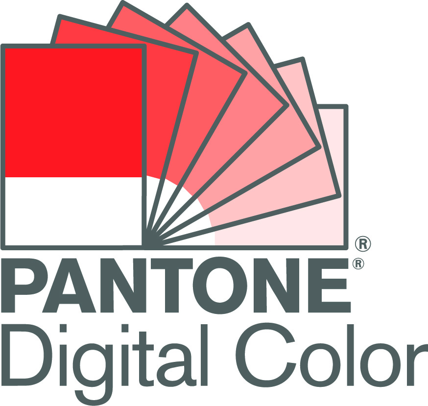 Pantone Colors Logos Pantone Digital Color Logo