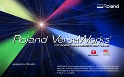 Roland, DGA, digital, printing, VersaWorks, RIP software, PANTONE, libraries, color management