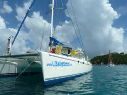 sailing adventure virgin islands