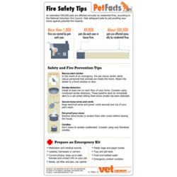 fire safety tips for pet owners