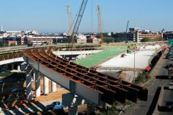 11th Street Bridges project
