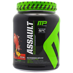 Muscle Pharm Assault Supplement