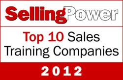 Top 10 Sales Training Companies