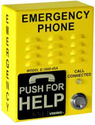 Viking E-1600-45A Outdoor Emergency Call Box