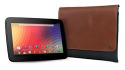Nexus 10 CitySlicker-shown with peruvian leather flap option