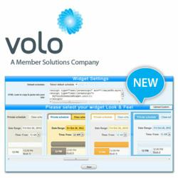 Volo Innovations Launches New Scheduling Widget for Its Fitness Business Management Software