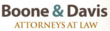 Boone & Davis Announce Major Personal Injury Protection Changes...